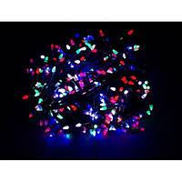Гирлянда зерно 300LED 21м Микс (RD-7167), Светодиодная гирлянда, Гирлянда на новый год, Электрическая гирлянда, фото 1