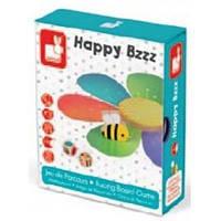 Настольная игра Janod Счастливая пчела (J02697)