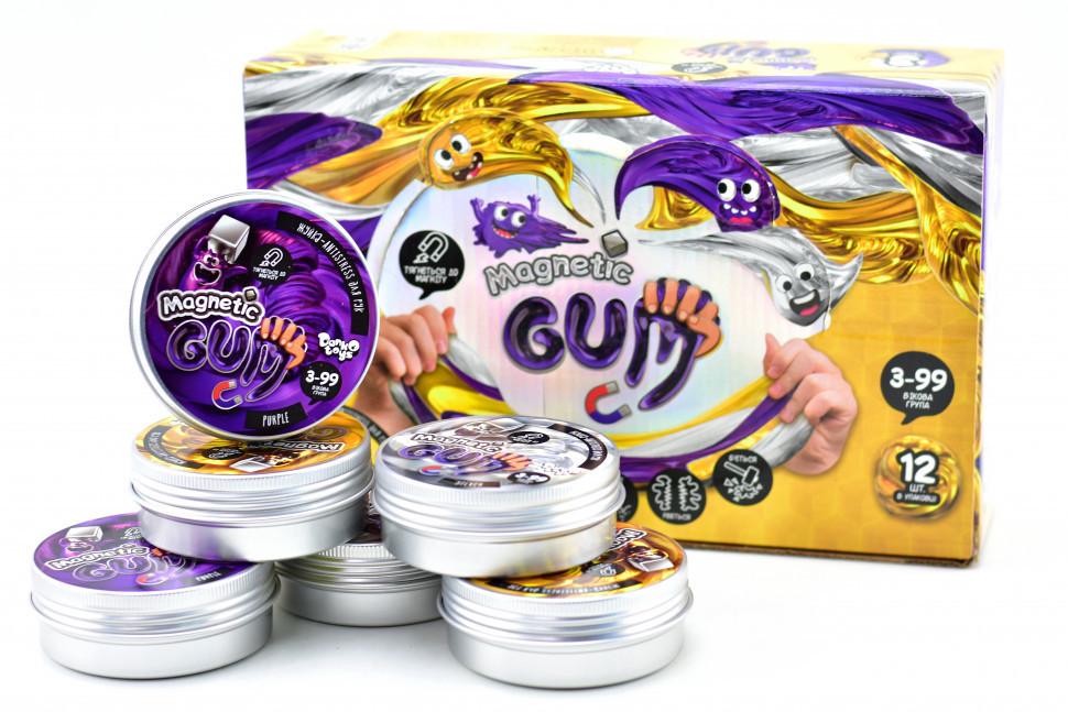 """Жуйка для рук """"Magnetic Gum"""" укр GUM-01-01UM, развивающая игрушка, подарок ребенку"""