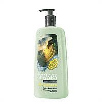 Шампунь-гель для душу для чоловіків з дезодоруючим ефектом «Екстрим» (720 мл) Для чоловіків