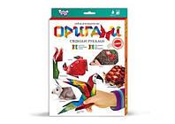 Набор для творчества Оригами 5 видов 2714DT, развивающая игрушка, подарок ребенку