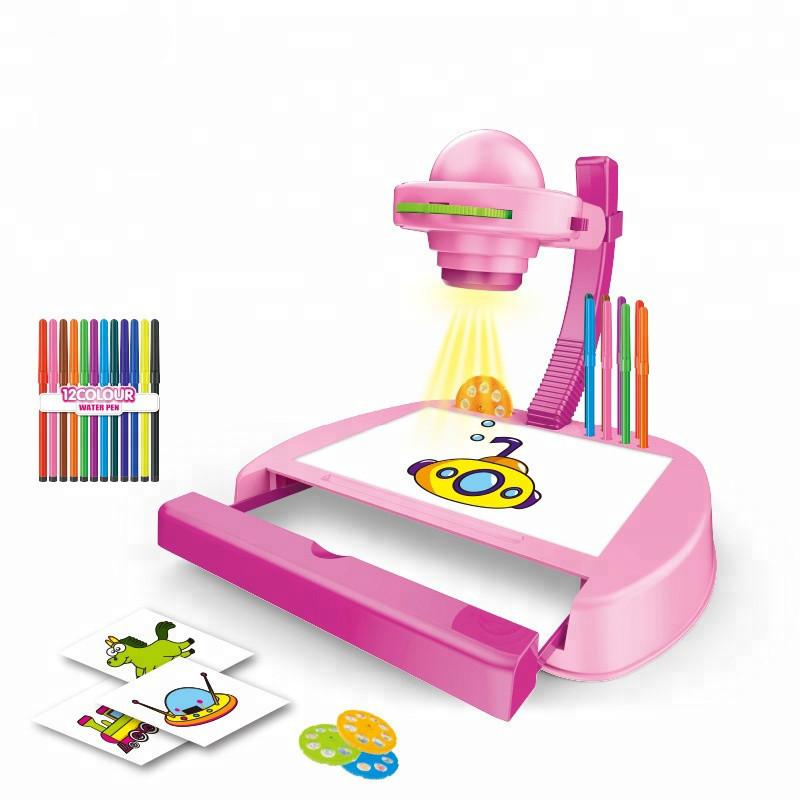 Набор для творчества Проектор YM887, развивающая игрушка, подарок ребенку