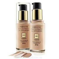 Тональная основа Max Factor Facefinity All Day Flawless 3 in 1 Foundation SPF 20 - Тон 85 (Карамель)