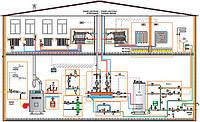 """Пакет """"Базовое проектирование"""" инженерных сетей частного дома"""