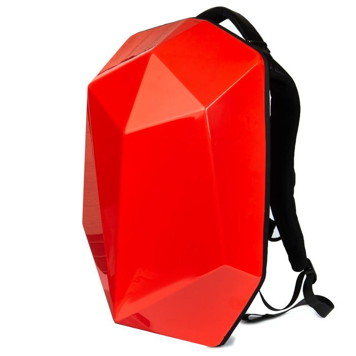 PODIUM Рюкзак Городской пластик Power In Eavas 2392 red