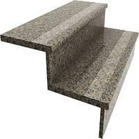 Ступени гранитные. плитка гранит мрамор. натуральный камень, фото 1