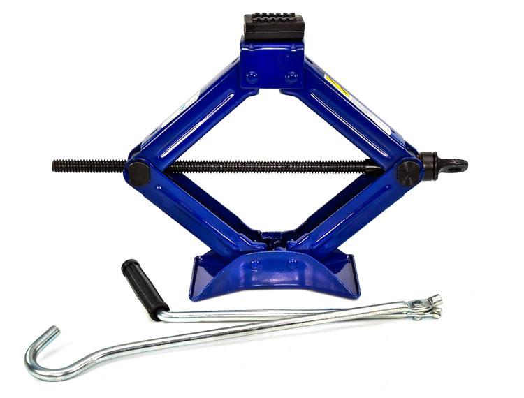 Домкрат Lavita ромбовидный механический 1 т LA 210110