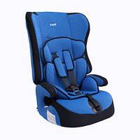 Детское автокресло SIGER Прайм синий 1-12 лет 9-36 кг категория 1-2-3