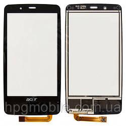 Touchscreen (сенсорный экран) для Acer F900, оригинал (черный)