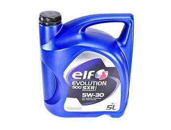 Моторное масло Elf Evolution 900 SXR 5W30 1 л 5 л