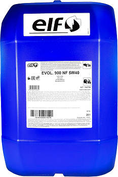 Моторное масло Elf Evolution 900 NF 5W-40 20 л