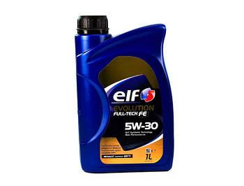 Моторное масло ELF Evolution Fulltech FE 5W30 1л.