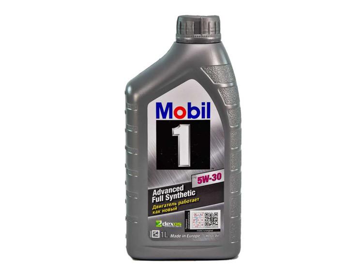 Моторное масло Mobil 1 X1 5W-30 1 л