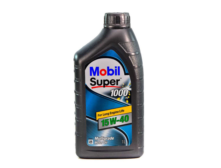 Моторное масло Mobil Super 1000 X1 15W-40 1 л