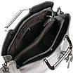 PODIUM Сумка Женская Классическая кожа ALEX RAI 08-4 1540 grey, фото 4