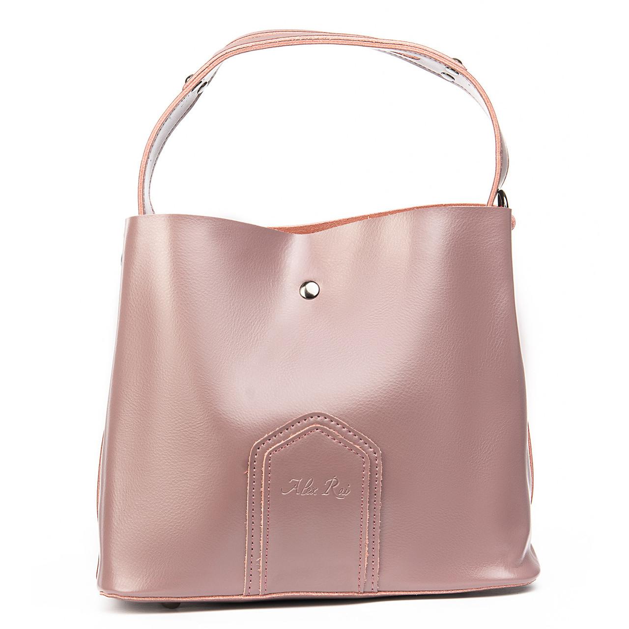PODIUM Сумка Женская Классическая кожа ALEX RAI 08-4 8641 purple