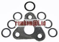 Набор РТИ колец уплотнения фланцев Р-80 (кольца+прокладка)  (арт.209)