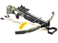 Арбалет со стрелами лазерный Limo Toy M0004 U/R
