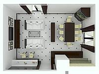 Проекты интерьера (квартиры, комнаты, кухни, студии, дома)