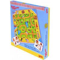 Настольная игра Goki Найди верный путь (56672)