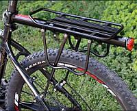 Вело багажник для велосипеда консольный универсальный,усиленный,задний