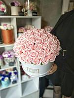 Букет из мыльных роз, Неувядающие букеты, цветы из мыла, розы из мыла