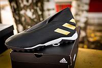 Сороконожки бутсы Adidas Nemeziz 19.3 LL TF EF0386 для футбола копы