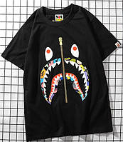 Bape Shark  футболка мужская M