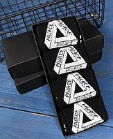 Носки Palace черные набор в коробке 40-44