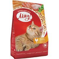 "Сухой корм для котов ""Мяу"" курица 400 грамм"