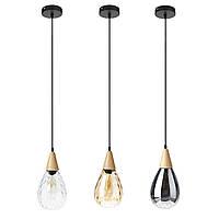 E27ModernСтаканКулонПотолочныйсветильник Лампа Украшение для дома Люстра-1TopShop