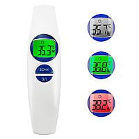 Loskii FR-800 Цифровые инфракрасные термометры для младенцев Бесконтактная температура тела тела лоб-1TopShop