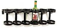 Подставка  для вина настенная - 217.