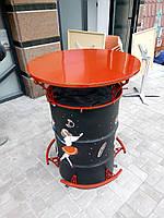 Стол-бочка для уличной кофейни (арт. MS-SFF-07)