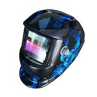 Сварочный шлем с регулировкой Kraft&Dele KD880