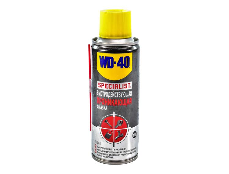 Смазка WD-40 Specialist быстродействующая проникающая 200 мл