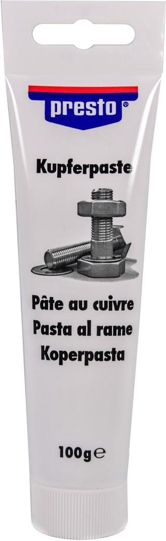 Смазка Presto Kupfer-Paste медная для тормозных колодок 100 мл