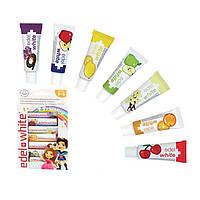 Зубная паста для детей Edel White 7 фруктов 65,8 мл