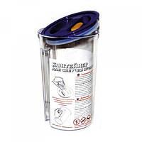 Емкость (контейнер) для сыпучих продуктов (круп) 1.6л Stenson (PT-83054)