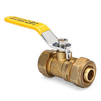 TMOK Латунный шаровой кран для Медь Труба PEX CPVC HDPE PE-RT Жилые коммерческие водяные клапаны-1TopShop