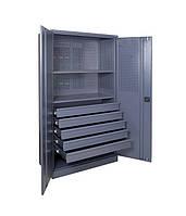 Шкаф для инструментов ШИ-10/2П/5В