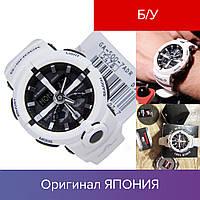 Мужские часы Casio G-Shock GA-500-7AER, наручные, Б/У, состояние ИДЕАЛ
