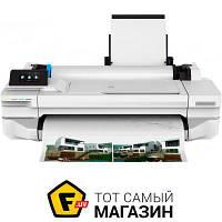 """Плоттер стационарный DesignJet T125 24"""" с Wi-Fi (5ZY57A) а1+ (61 x 86 см) для малого офиса - струйная печать (цветная)"""