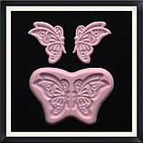 """Вайнер силиконовый """"Бабочка"""", фото 2"""