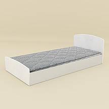 Кровать «Нежность»-90 МДФ Компанит, фото 2