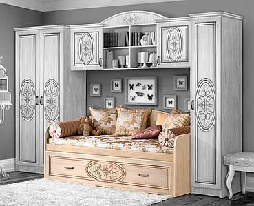 Кровать двухместная Василиса