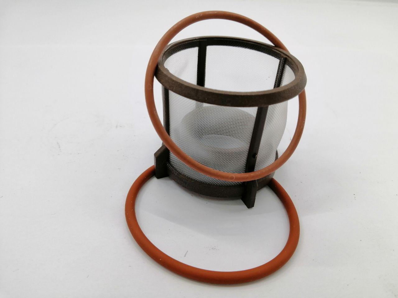 Фильтр топливный (смен.элем.) (TRUCK) (пр-во Knecht-Mahle)