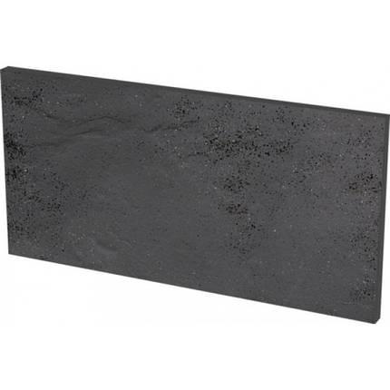 Плитка для ступени клинкерная Paradyz Semir Grafit podschodowe struktur 14,8 x 30 x 1,1, фото 2