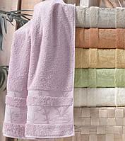 Набор 6 полотенец Pupilla Bamboo ELIT 70х140 см банные бамбук Разноцветные (psg_SA-1345)