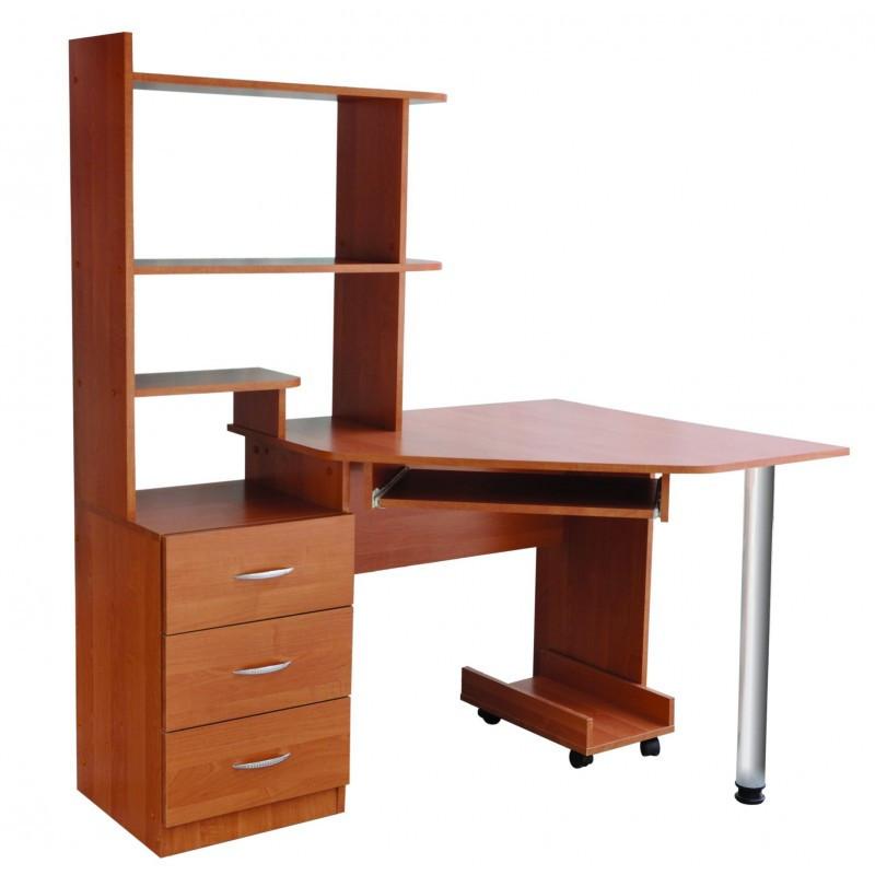 Стол компьютерный угловой СКУ-10